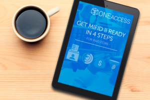ONEaccess MiFID II Checklist for Investors - Download it Now!